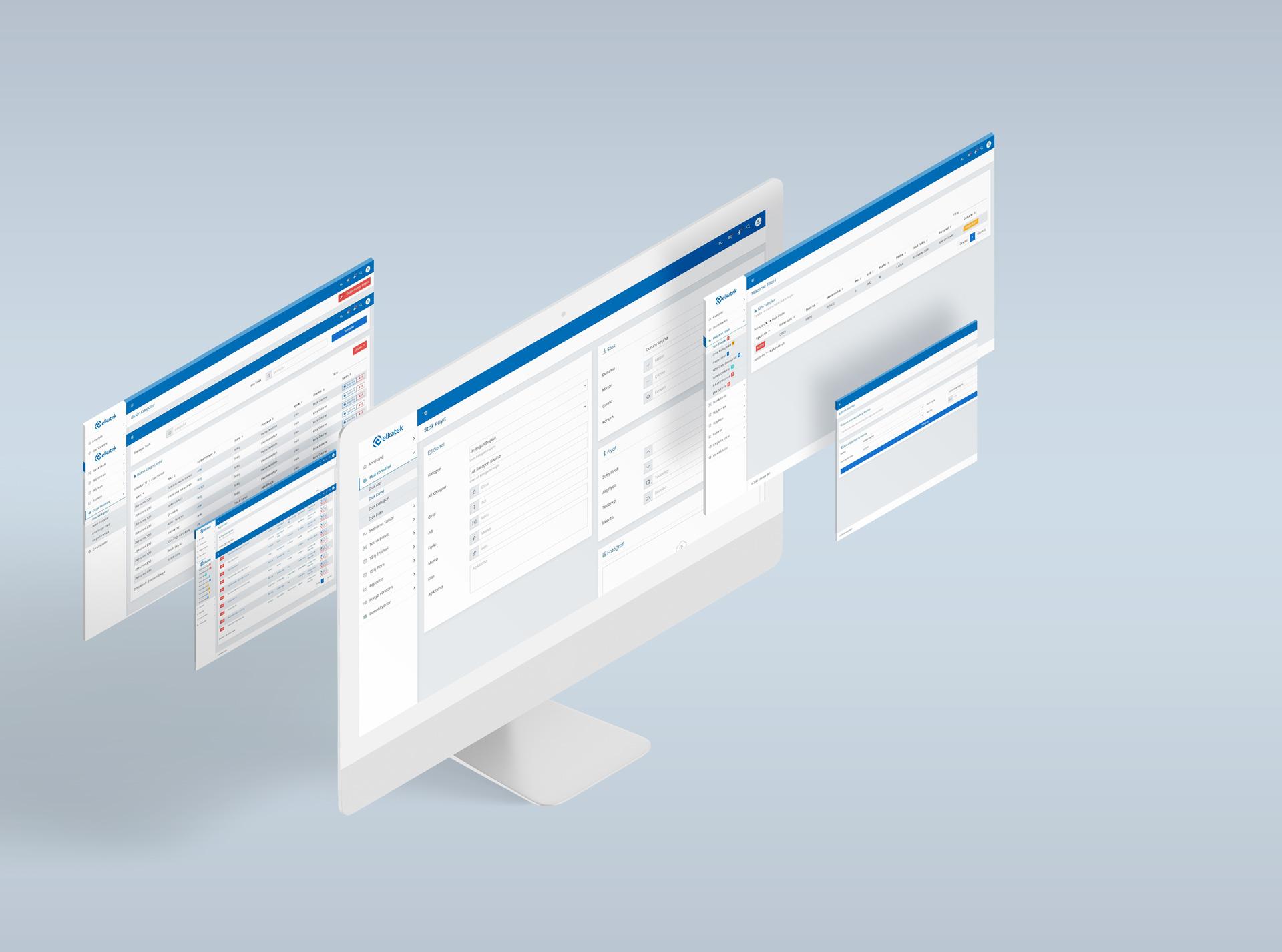 CRM ve ERP Yazılımı