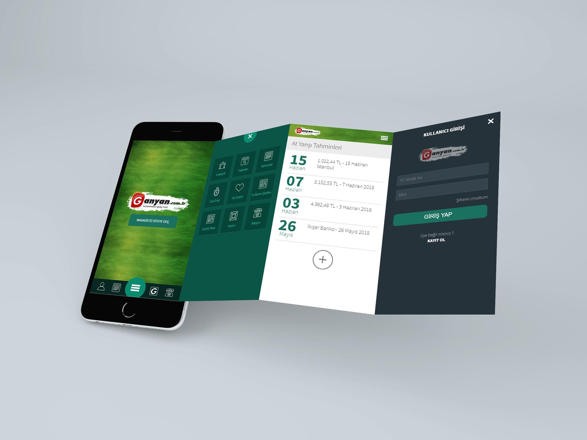 Mobil Web Tasarım ve Yazılımı