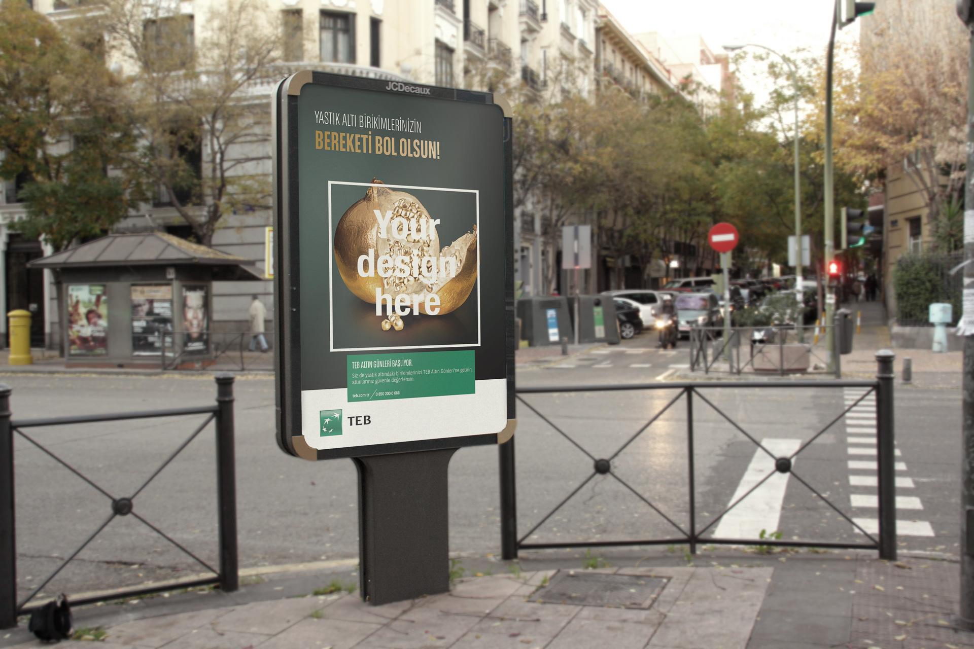 Altın Günleri Poster Çalışması