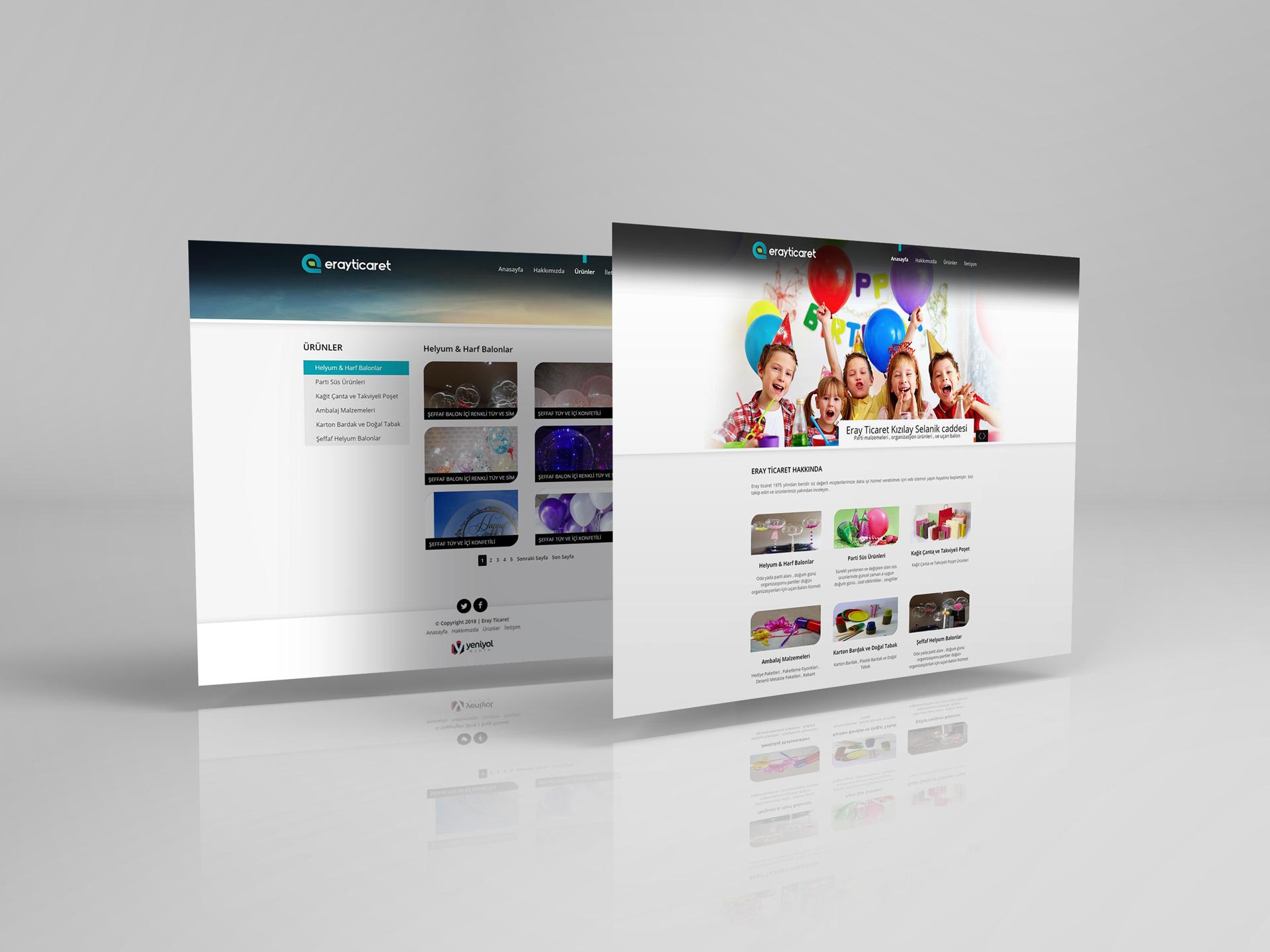 Web Tasarım & Web Yazılım