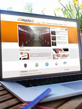 Depotaraf Web Tasarım ve Web Programlama