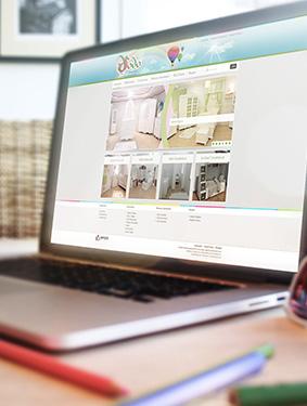 Dodo Çocuk Web Sitesi Tasarımı