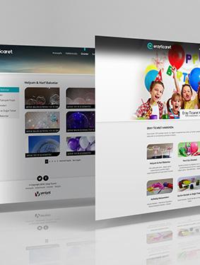 Eray Ticaret Web Tasarım ve Web Programlama