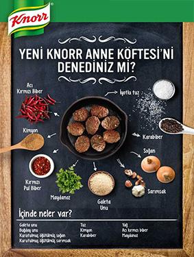 Knorr Poster Çalışması