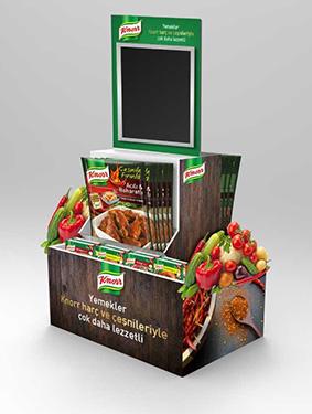 Knorr Stand Uygulaması