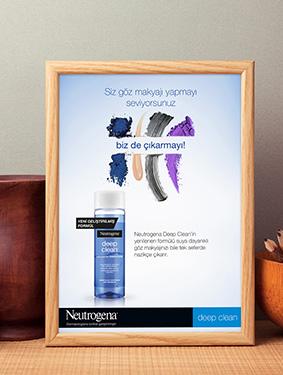 Neutrogena Poster Çalışması