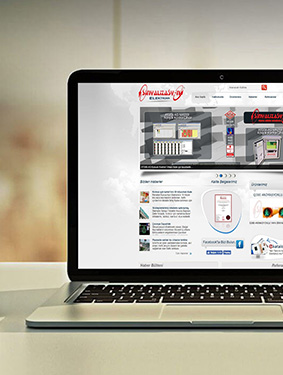 Sinyalizasyon Elektronik Web Tasarım ve Yazılım