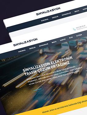 Sinyalizasyon Elektronik Web Tasarım ve Yazılımı